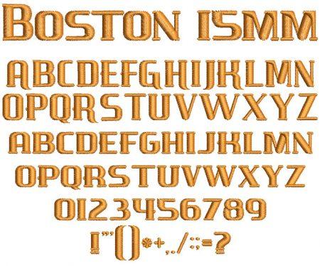 Boston15mm