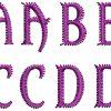 Dream esa font letters icon
