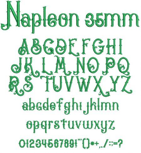 Napleon esa font icon