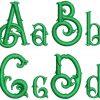 Napleon esa font letters icon