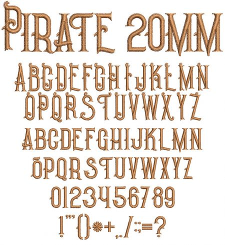 Pirate20mm