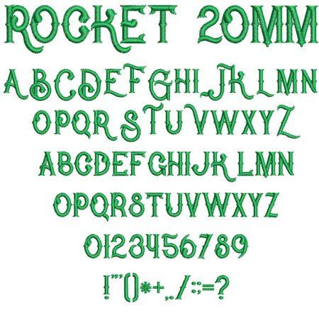 Rocket20mm