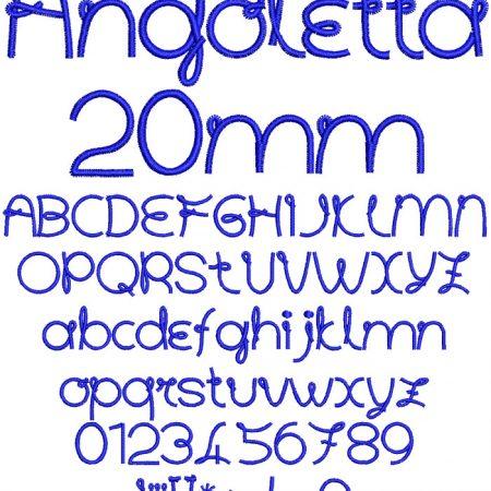 Angoletta esa font icon