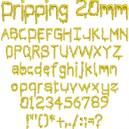 Dripping20mm