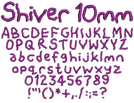 Shiver10mm