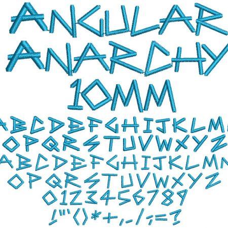 Angular Anarchy esa font icon
