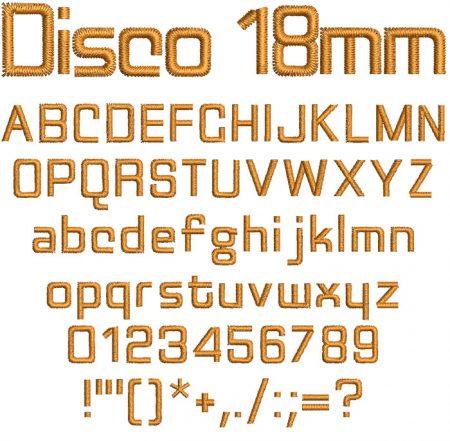 Disco18mm