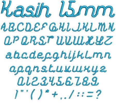 Kasih esa font icon