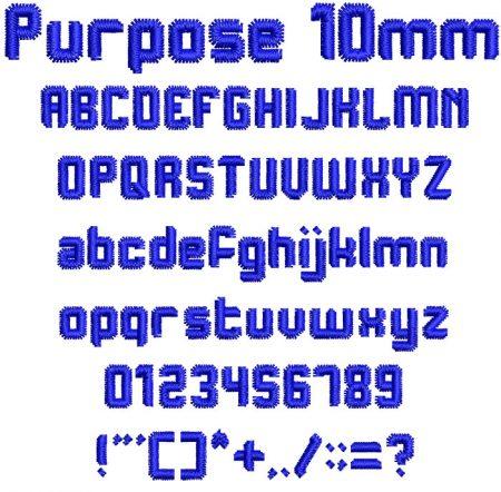 Purpose esa font icon