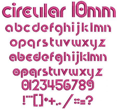 Circular10mm