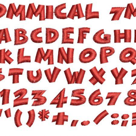 Commical esa font icon
