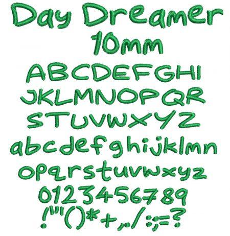 Day Dreamer esa font icon