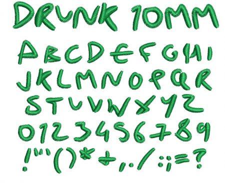 drunk esa font icon