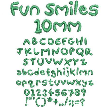 Fun Smiles esa font icon