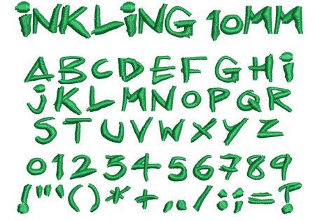 Inkling esa font icon
