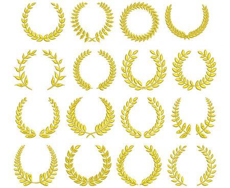 Laurels 1 elements icon