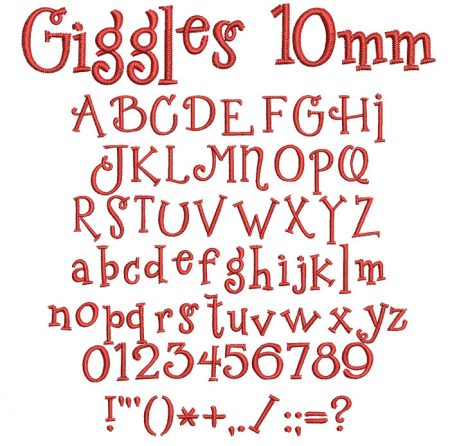 Giggles10mm