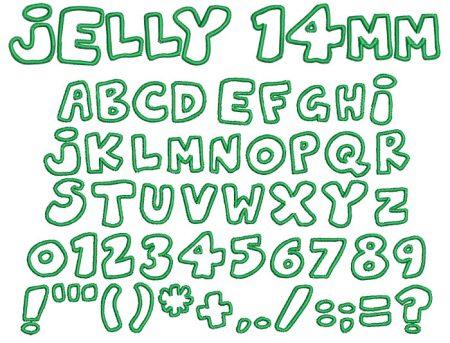 jelly esa font icon