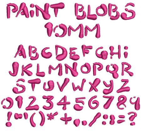 PaintBlobs10mm