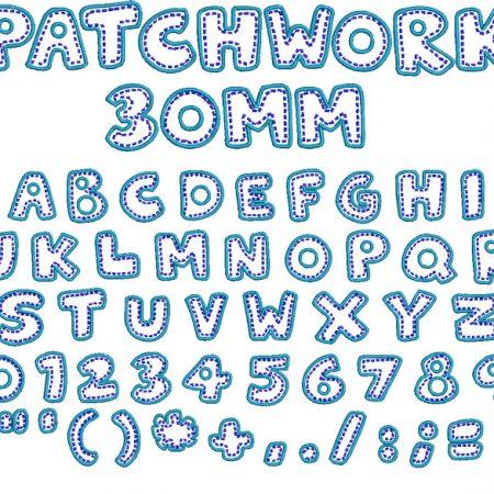 Patchwork30mm