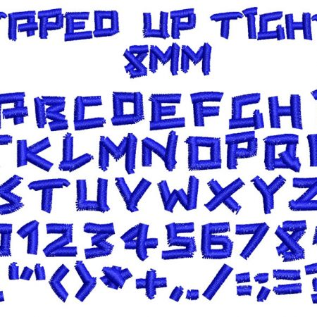Taped Up Tight esa font icon