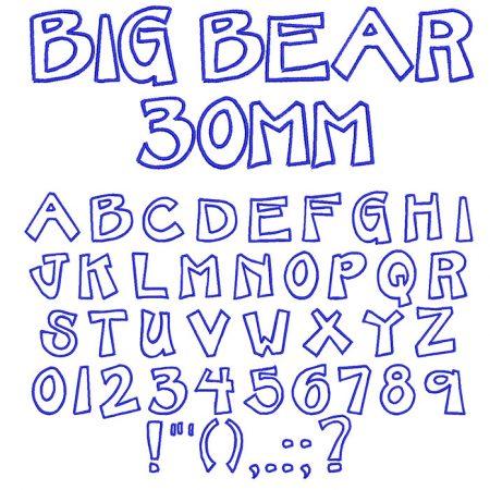 BigBear30mm
