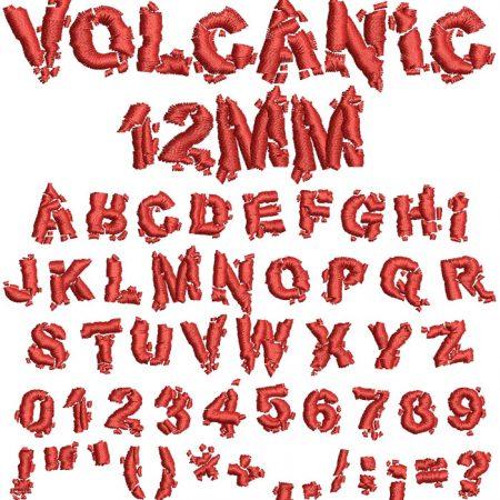 Volcanic12mm