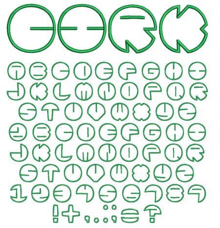 Cirk applique esa font icon