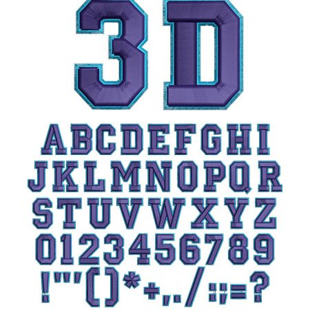 3D College 50mm