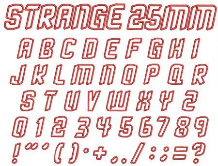 Strange25mm