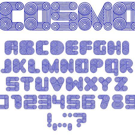 Cosmo esa font icon