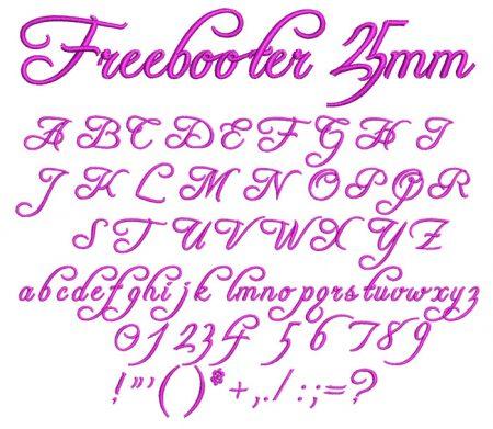 Freebooter esa font icon