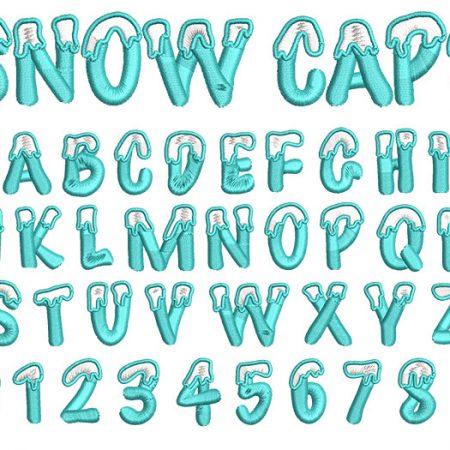 Snow Caps esa font icon