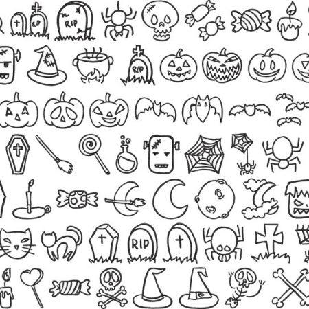 Halloween 1 Elements icon