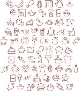 food 1 elements icon
