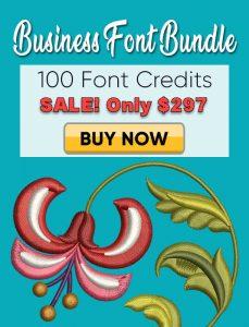 Business ESA Font Bundle