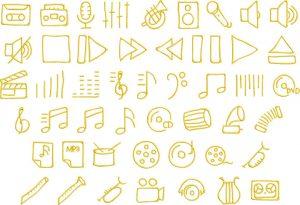 music 1 elements icon