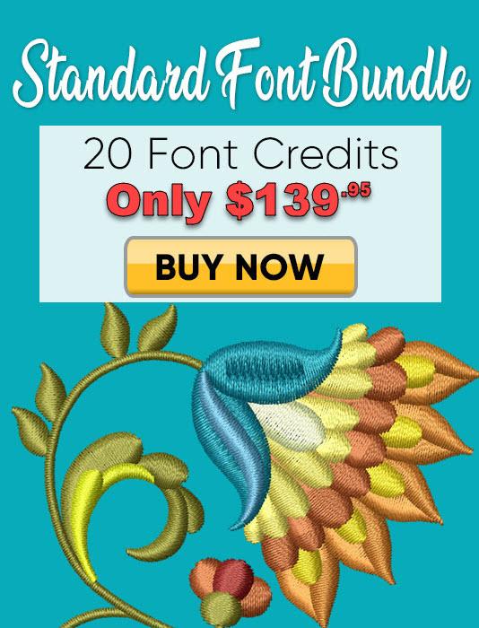 Standard ESA Font Bundle