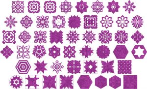 quilters collection 5 flexi fill icon
