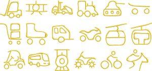 transport 2 glyphs gallery image