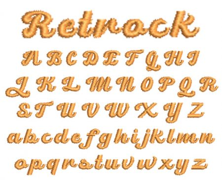 retrock 10mm esa font icon