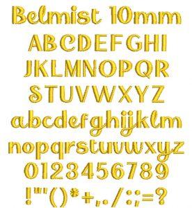 belmist esa font icon