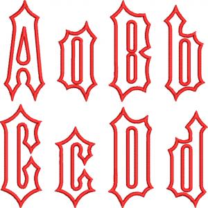 iron horse esa font gallery image