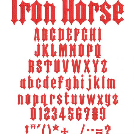 Iron Horse esa flexi fill icon