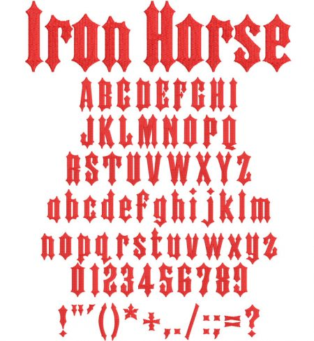 Iron Horse esa flexi fill icon