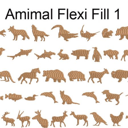 animal flexi fill icon
