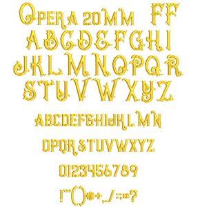 Opera 20mm flexi fill icon