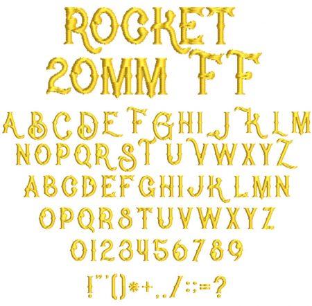 rocket esa flexi fill icon