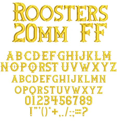 roosters esa flexi fill icon