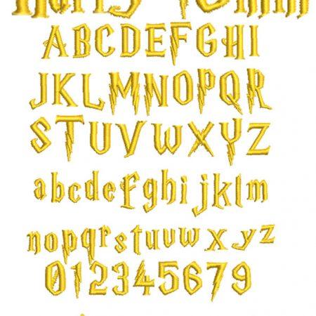 Harry 15mm esa font icon